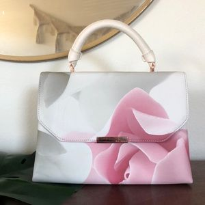 LIKE NEW Ted Baker Adeliah Small Tote -Not Leather